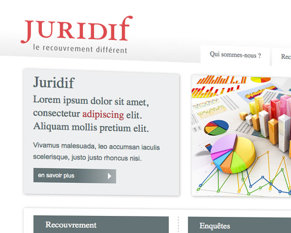 Juridif recouvrement
